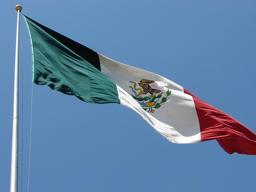 Mexican flag | by echoforsberg