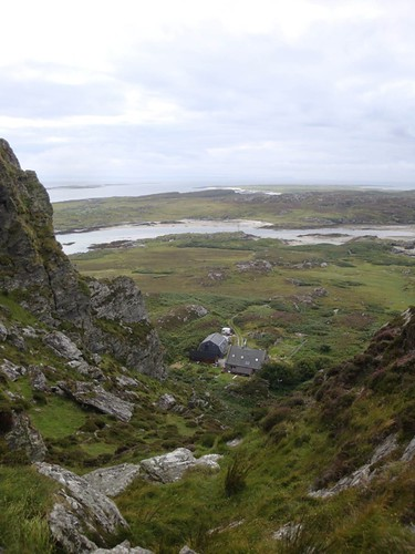 View to Oronsay | by James's GW Blog