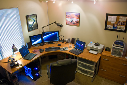 My home office | by Paladin27