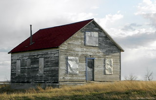 Abandoned House, Vida Montana | by OpenSpaces PrairiePlaces