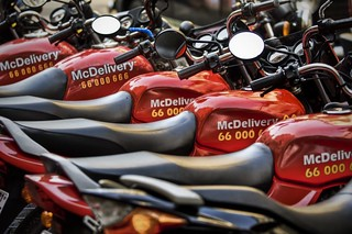 McDelivery | by Stuck in Customs