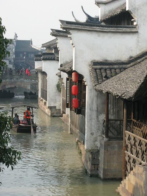 WuZhen Canal