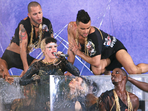 Lady GAGA, GMA Concert, Mark Kanemura, MICHAEL SILAS | by TJ Sengel