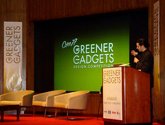 Greener Gadgets Conference: Allan Chochinov | by Inhabitat