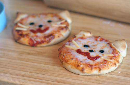 Kitty Pizza for Toddlers | by LoveBones
