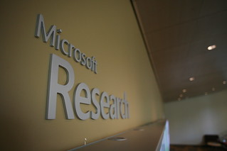 Welcome to Microsoft Research building 99 | by Robert Scoble