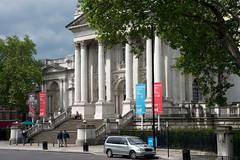Художественная галерея Тейт Британия. Tate Britain