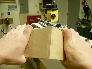 First Dovetails on WoodRat | by toddclippinger