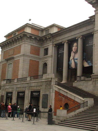 The Prado, Madrid | by SeppySills
