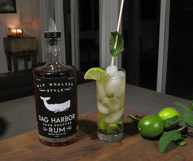 Sag Harbor Rum Classic Mojito