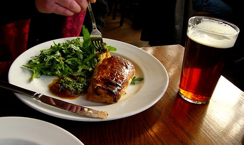 Pub lunch | by Kathleen Tyler Conklin