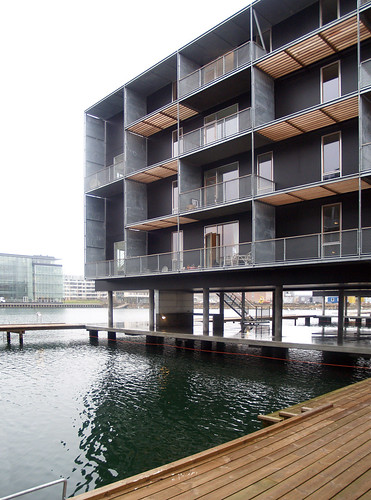 teglværkshavnen housing, tegnestuen vandkunsten | by seier+seier