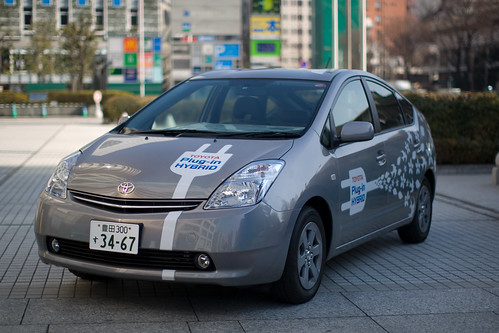 Prius Plug-in Hybrid | by OurWorld2.0