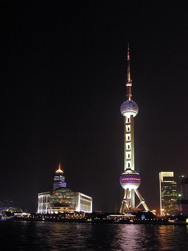 China-8059 - Oriental Pearl TV Tower | by archer10 (Dennis) 80M Views