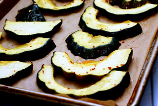 roasted acorn squash | by smitten kitchen