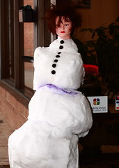 Frostette the Snowwoman | by avpjack
