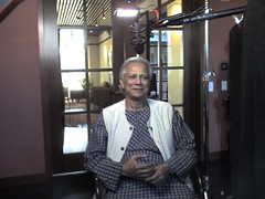 Interviewing Muhammad Yunus | by Global X