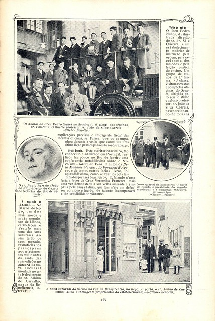 Ilustração Portugueza, No. 466, January 25 1915 - 29