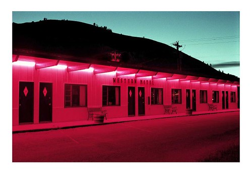 Western Motel in Pink | by Jeep Novak!