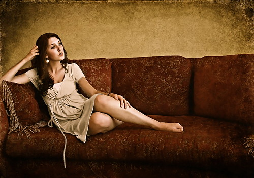 Madame de la Sofa {42/365} | by Whitney Justesen