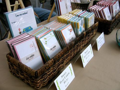 Craft Show Card Display Ideas