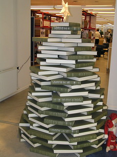 Library christmas tree 2006 | by donaldist