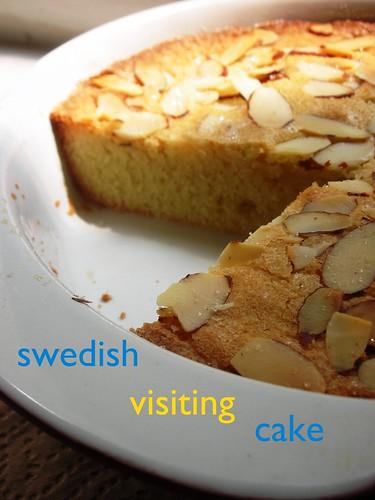 Swedish Visiting Cake Recipes