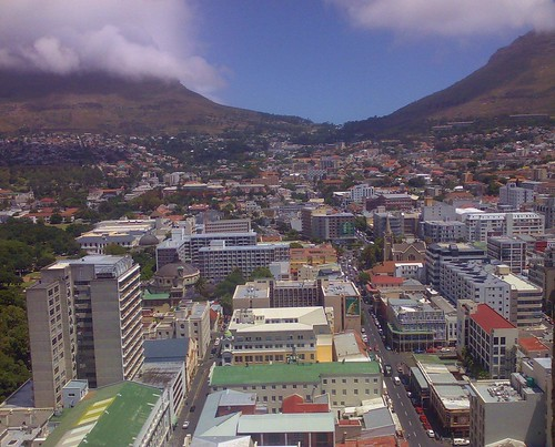 Cape Town - view South towards Kloof Nek | by DanieVDM