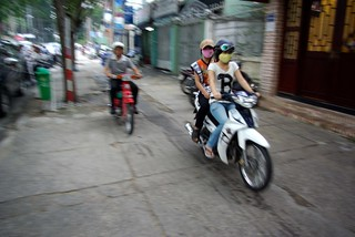 Cycling In Saigon | by The Hungry Cyclist