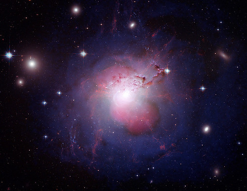 Monster Galaxy at the Heart of Perseus Cluster (NASA, Chandra, 08/20/08) | by NASA's Marshall Space Flight Center