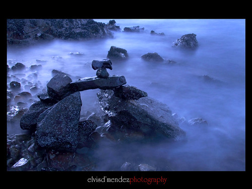 LE FRET Beach Stone (Long Exposure) | by Valentino Luis