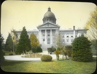 Oregon State Capitol Building in Salem, Oregon | by OSU Special Collections & Archives : Commons