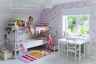 Annie's new room | by Craft & Creativity