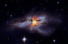 Black Holes Go 'Mano a Mano' (NASA, Chandra, 10/06/09) | by NASA's Marshall Space Flight Center