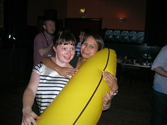 Hubi, Wahida, giant banana | by FilmFan