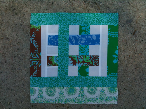 SewConnected 3 | October block for Cathy | by j_q_adams