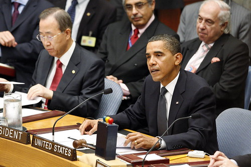U.S. President Chairs Security Council Summit | by United Nations Photo
