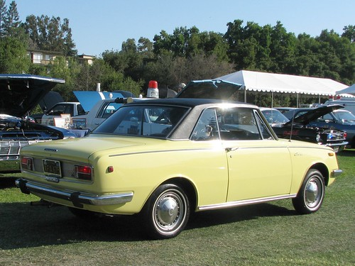 1968 toyota corona 2 flickr photo sharing. Black Bedroom Furniture Sets. Home Design Ideas