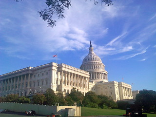 The U.S. Capitol | by kevin dooley