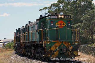 843, 841 & 844 at Nurioopta | by Australian Trains