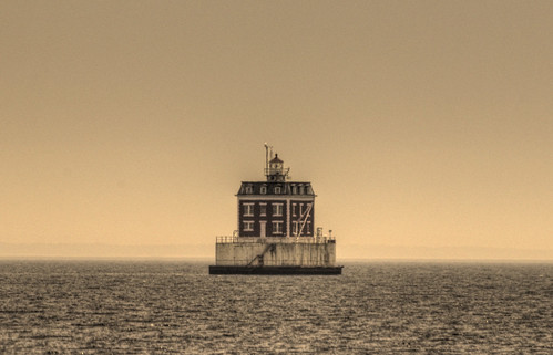 Haunted Ledge Light | by Convict J-man