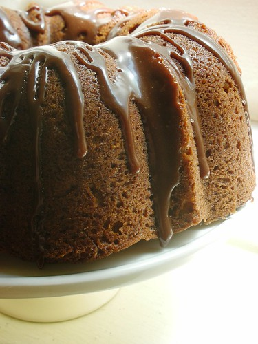classic banana bundt cake | by awhiskandaspoon