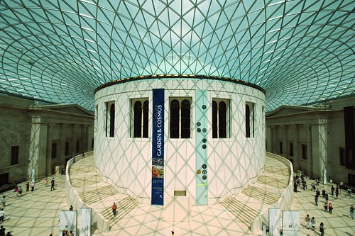 Great Court, British Museum, London | by stephenk1977