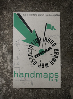 this is the Hand Drawn Map Association | by handmaps