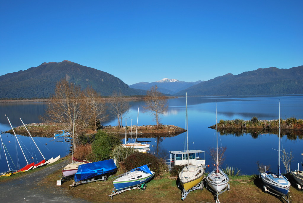 Moana - Lake Brunner - West Coast - South Island - New Zealand 002