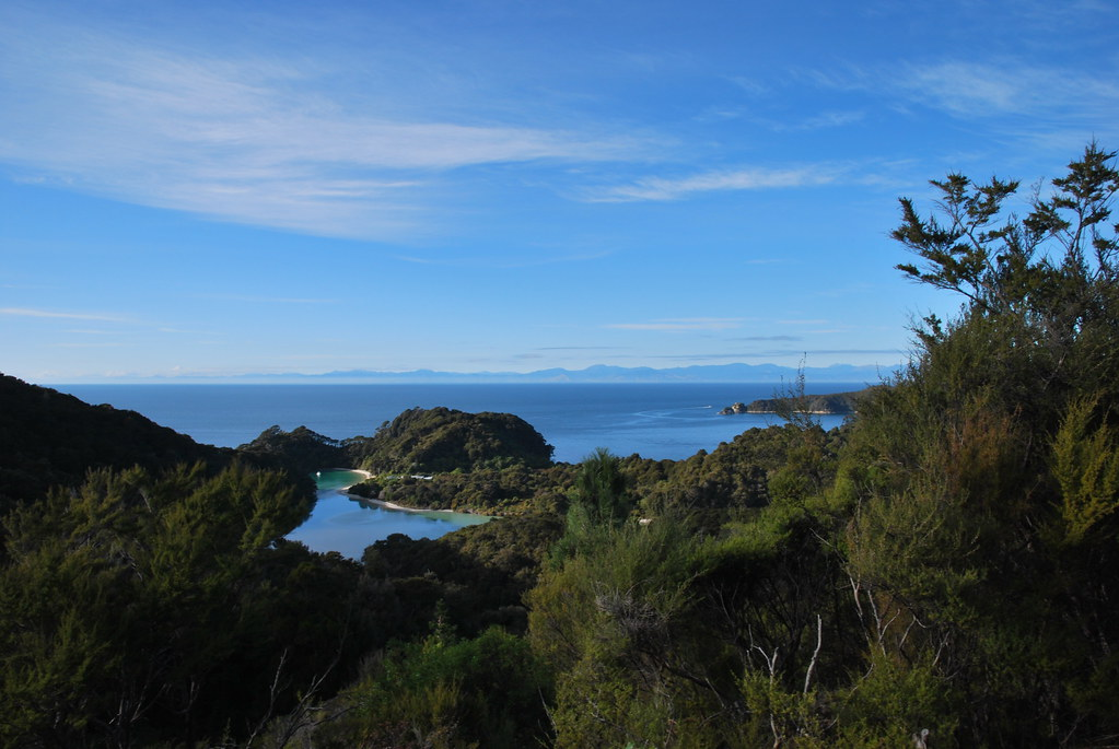 Abel Tasman National Park - South Island - New Zealand