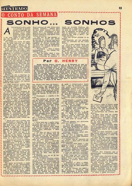 Século Ilustrado, No. 935, December 3 1955 - 31