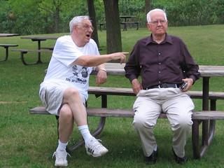 Grandfathers Cock