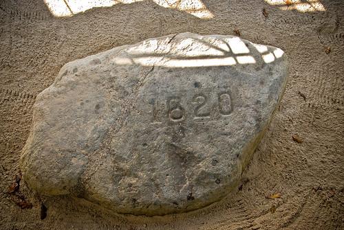 Rock unten plymouth ma