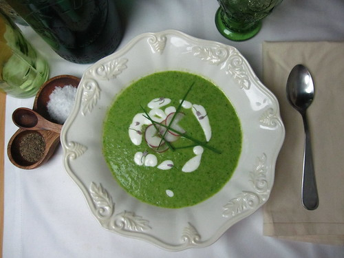 Butter Lettuce Soup | by SeppySills